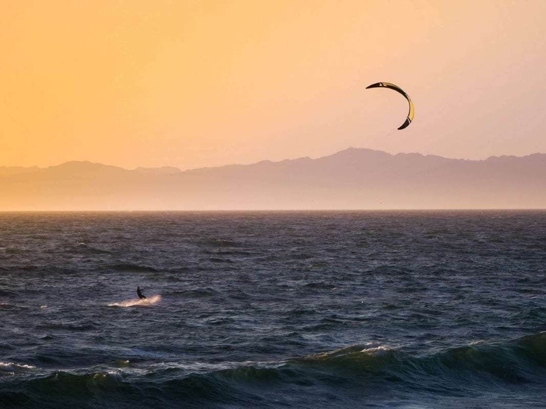 Kite-surf-liguria