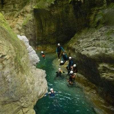 canyoning-bordighera