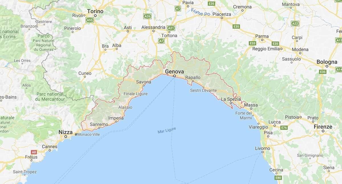 liguria-map