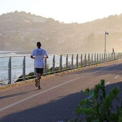 Running Liguria