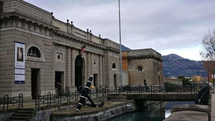 museo navale spezia