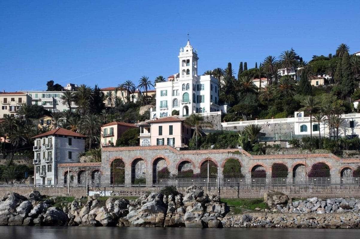 villa-garnier-bordighera