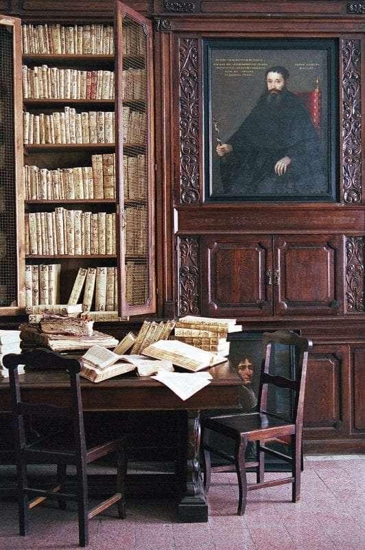 Biblioteca Aprosiana Ventimiglia